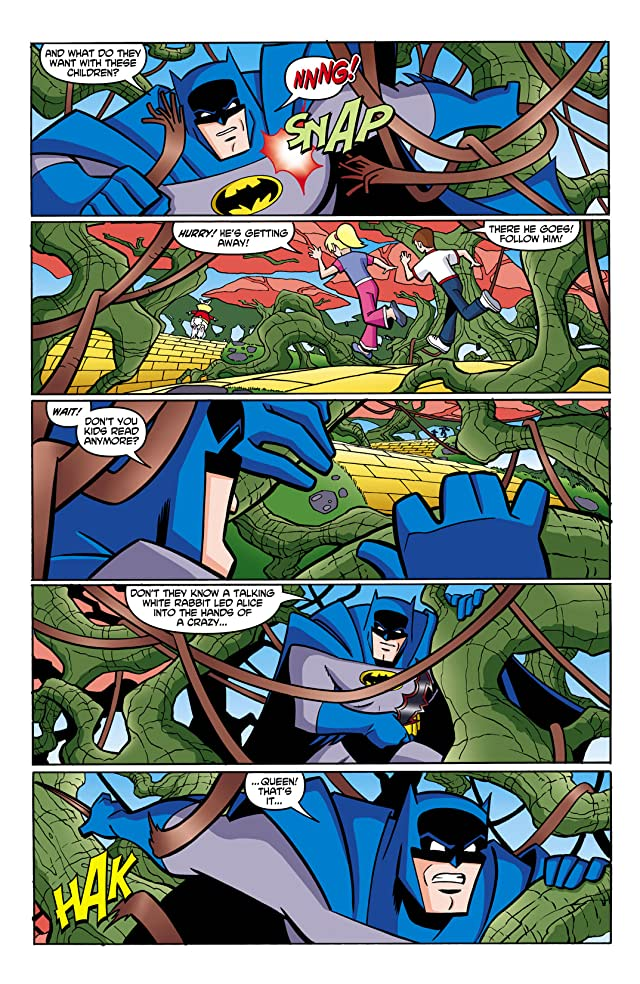 Batman: The Brave and the Bold #5