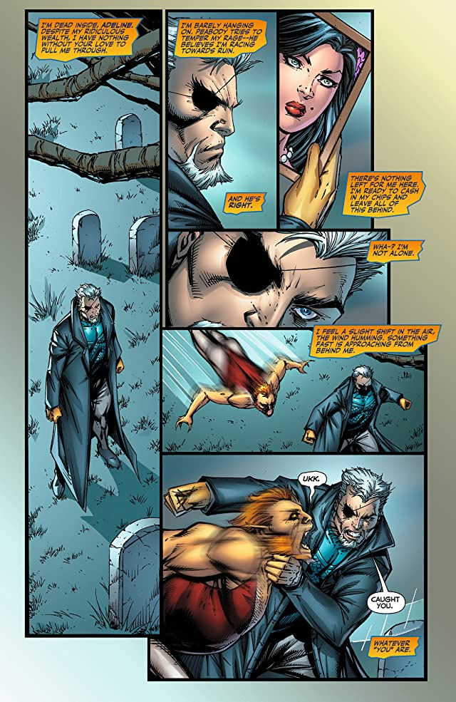 click for super-sized previews of Deathstroke (2011-2013) #9
