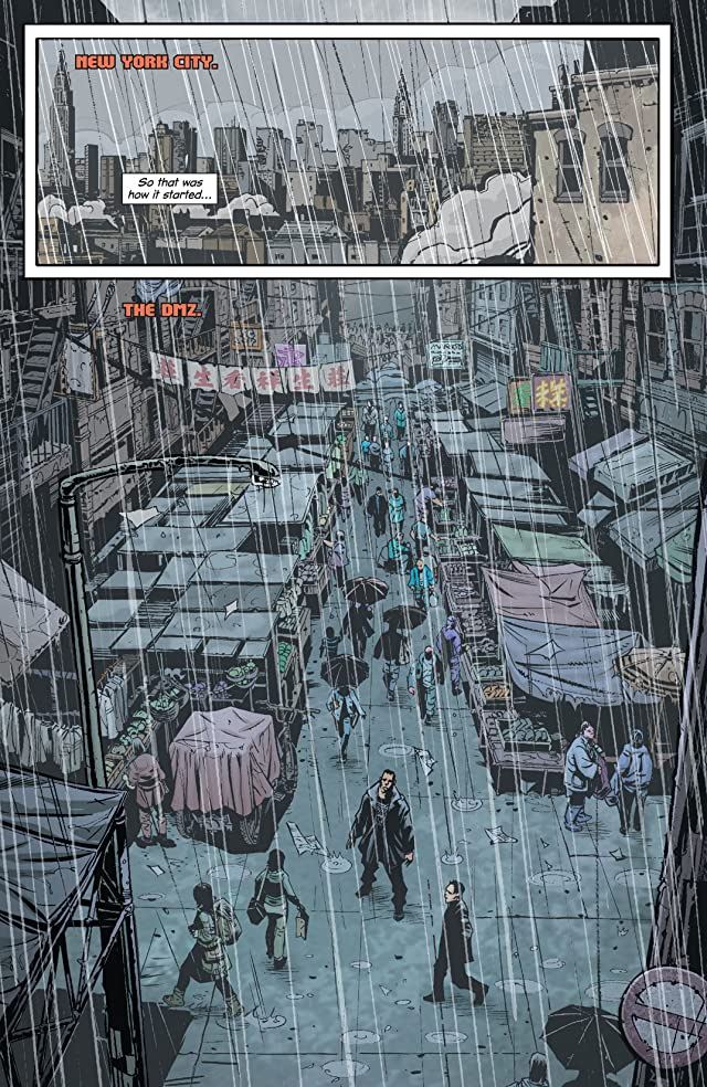 click for super-sized previews of DMZ #42