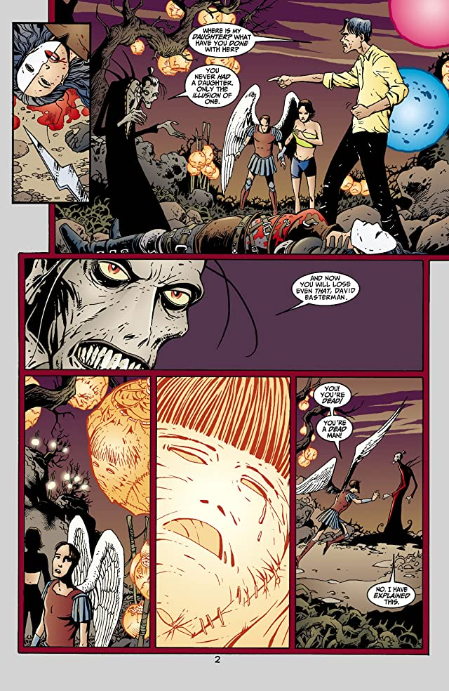 click for super-sized previews of Lucifer #40