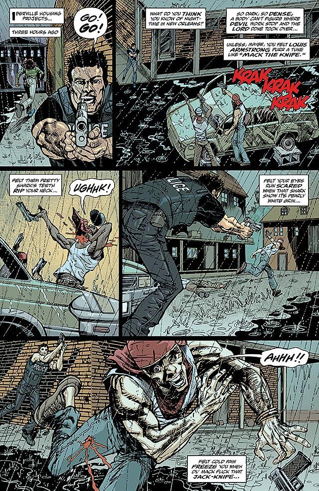 click for super-sized previews of Dominique Laveau: Voodoo Child #3