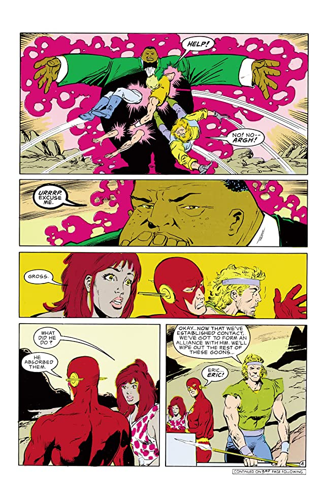 click for super-sized previews of The Flash (1987-2009) #11