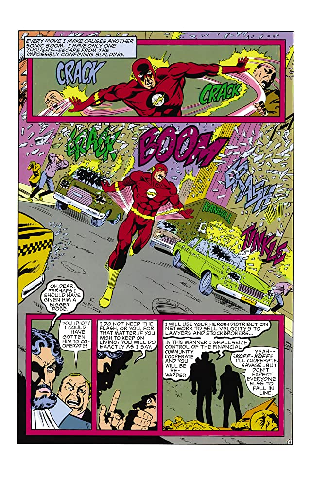 click for super-sized previews of The Flash (1987-2009) #14