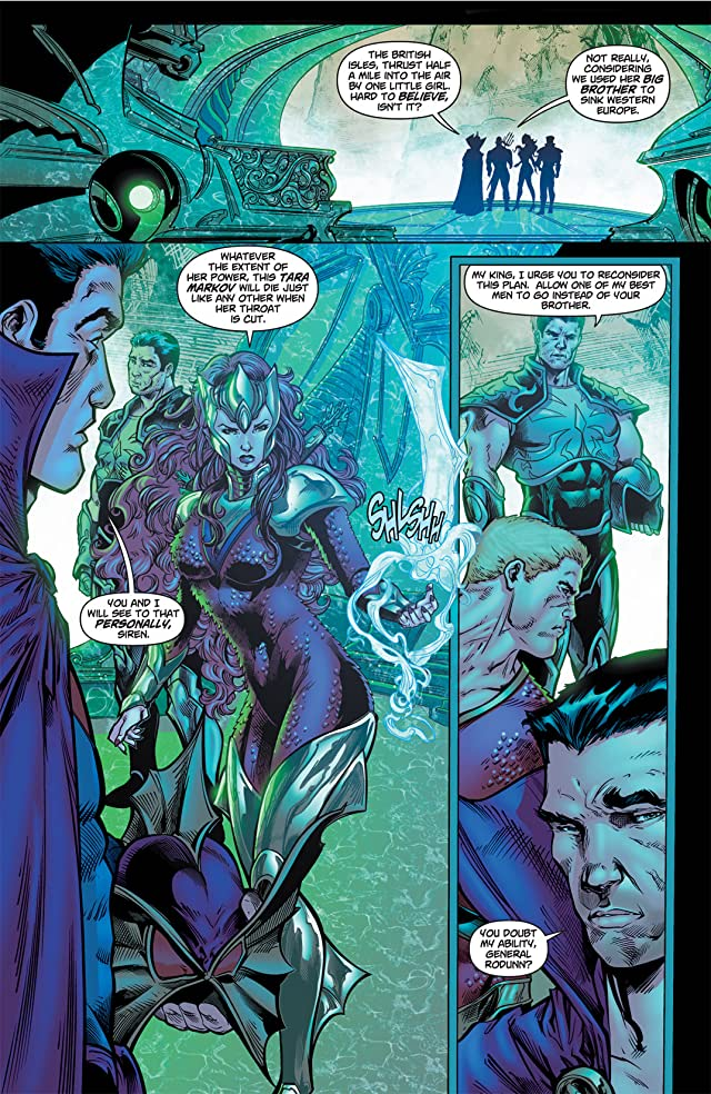 click for super-sized previews of Flashpoint: Emperor Aquaman #2 (of 3)