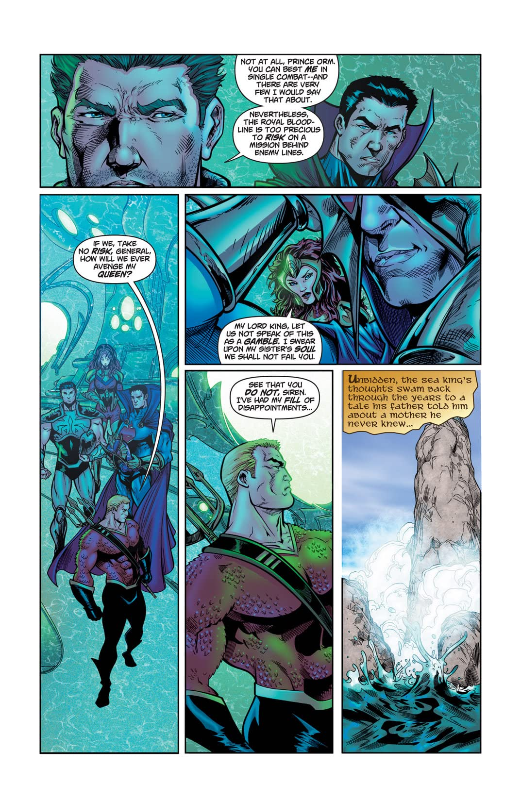 Flashpoint: Emperor Aquaman #2 (of 3)