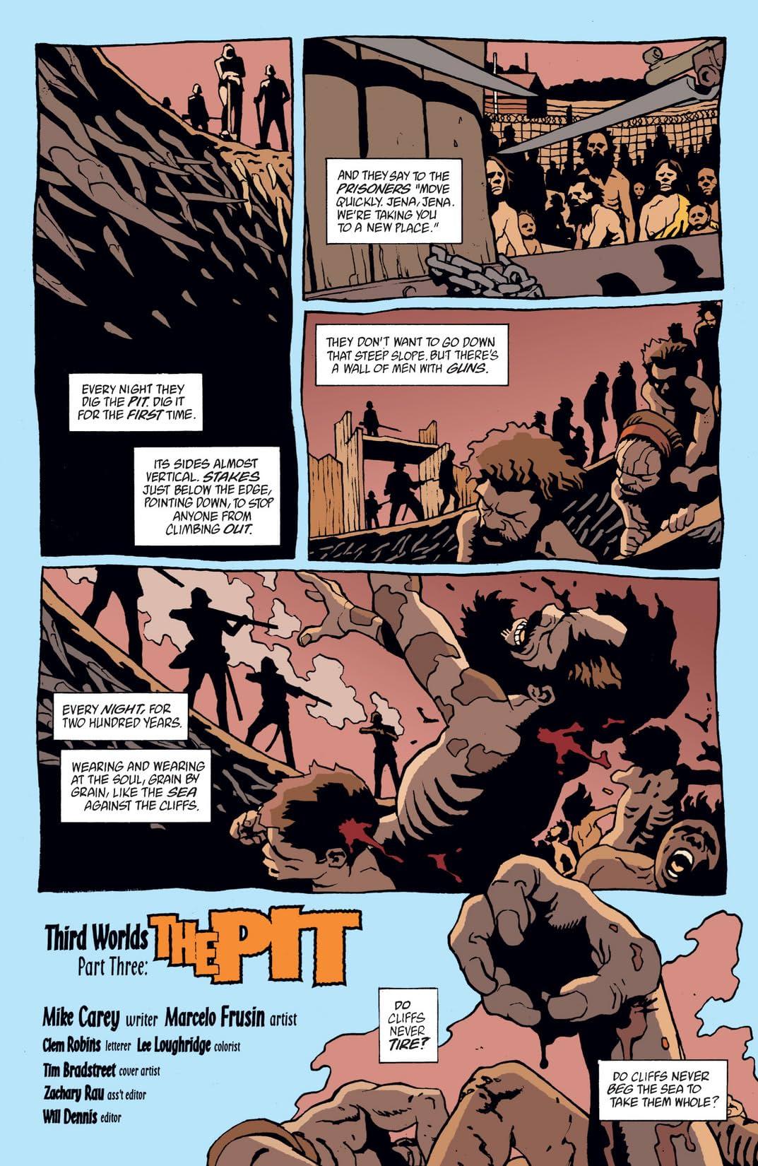 Hellblazer #186