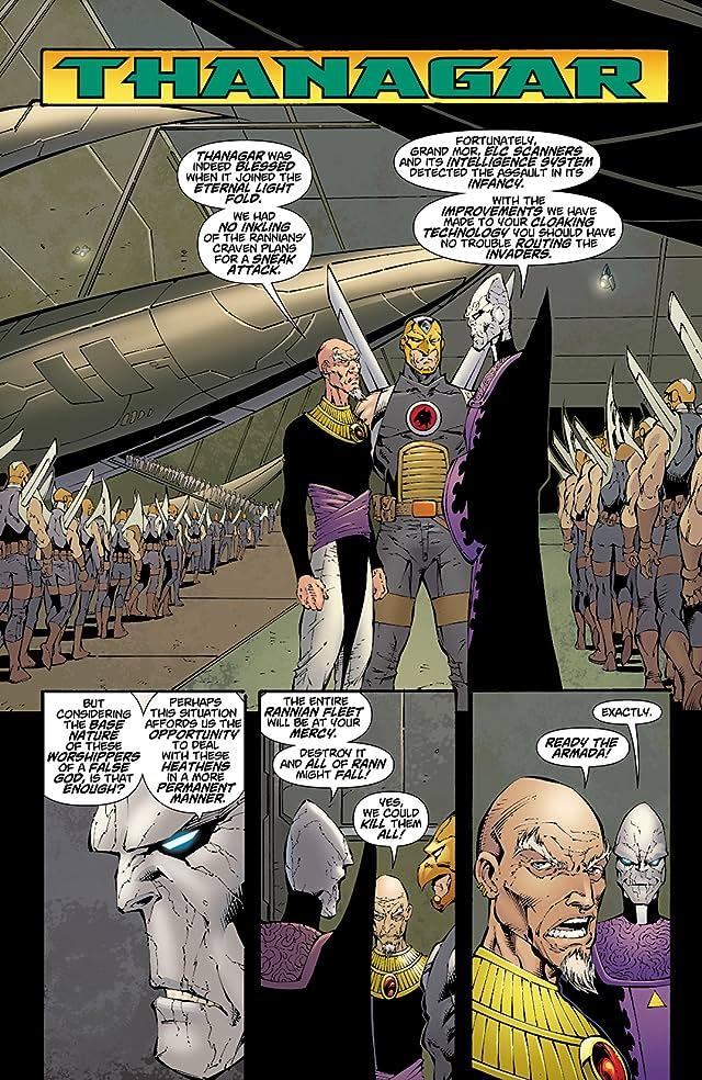 click for super-sized previews of Rann-Thanagar Holy War #5