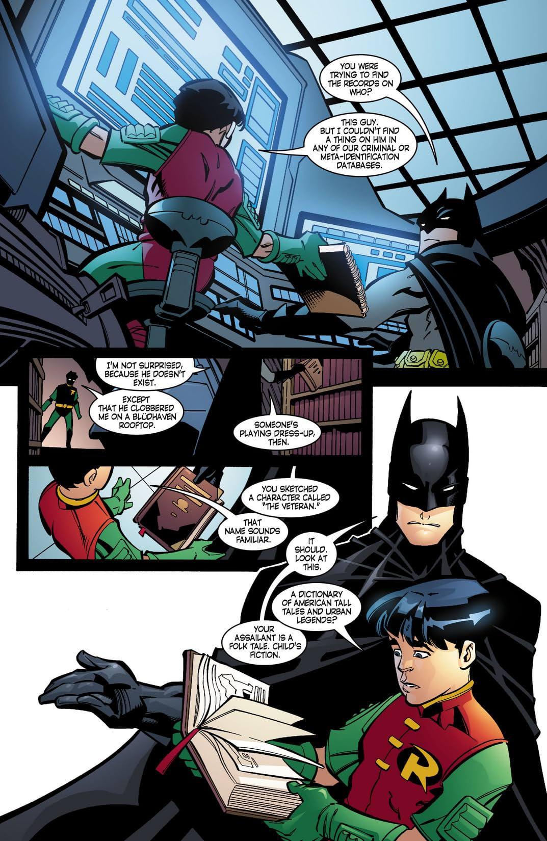 Robin (1993-2009) #139