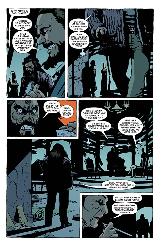 Hellblazer #189