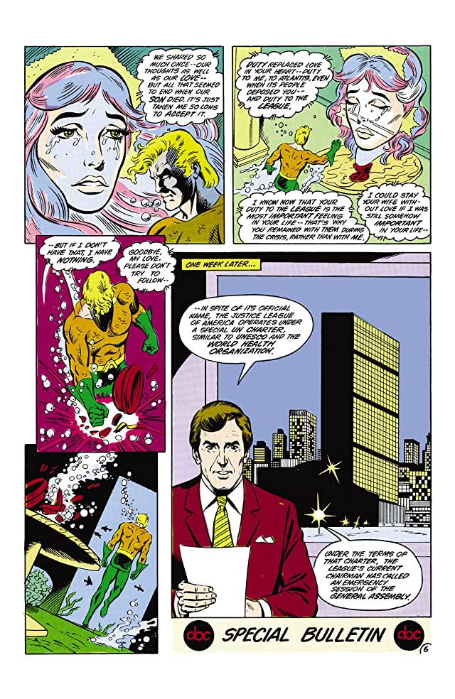 Justice League of America (1960-1987) #2: Annual