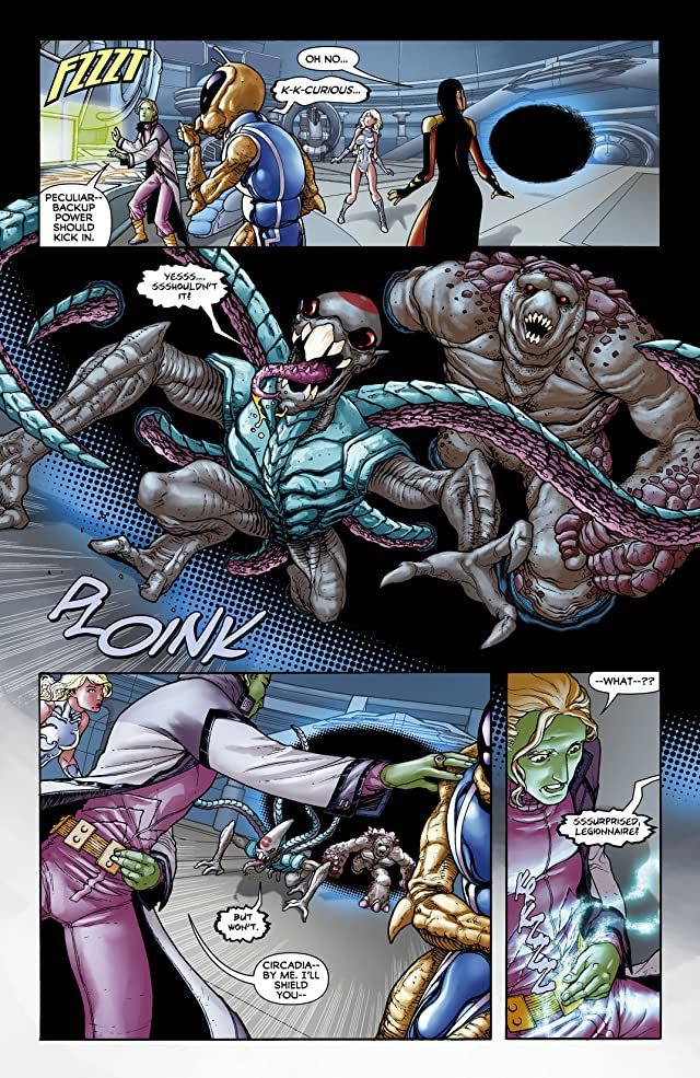 Legion of Super-Heroes (2011-2013) #9