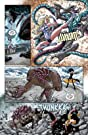 click for super-sized previews of Legion of Super-Heroes (2011-2013) #9