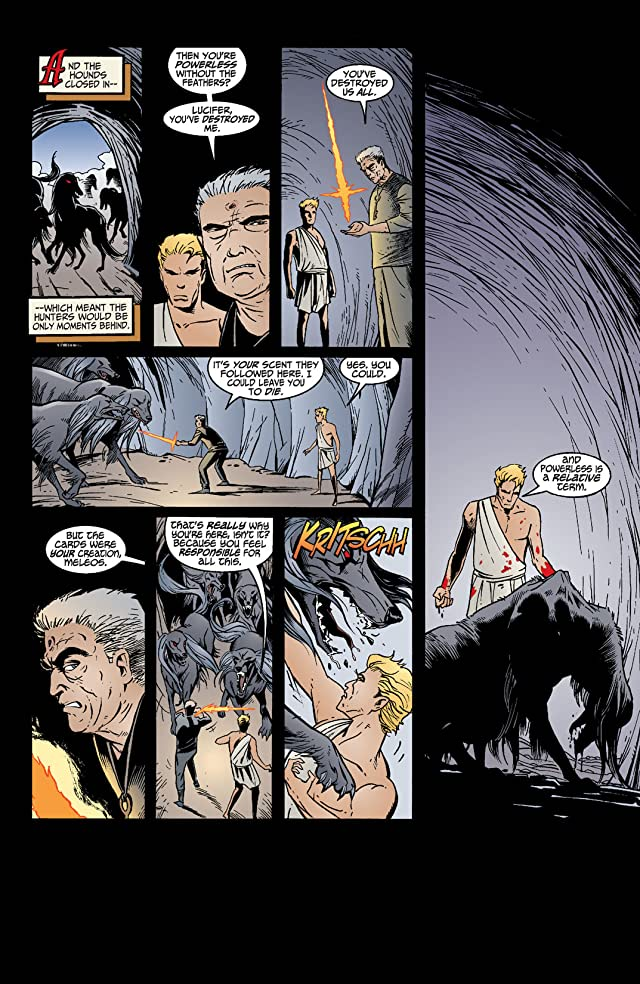 click for super-sized previews of Lucifer #27