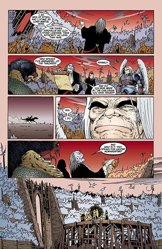 click for super-sized previews of Lucifer #31