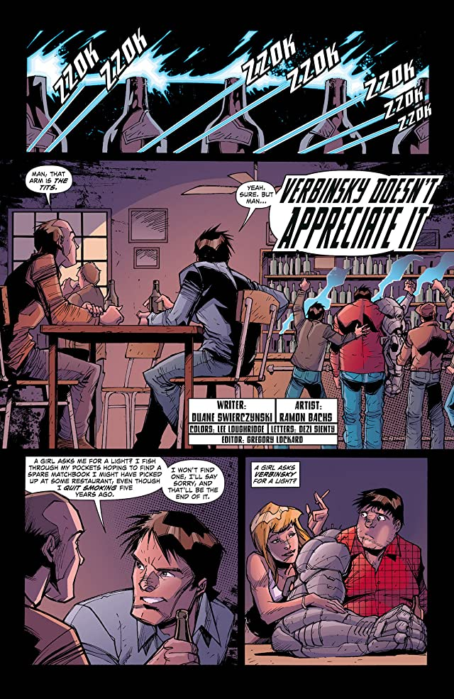 click for super-sized previews of Mystery In Space (2012) #1