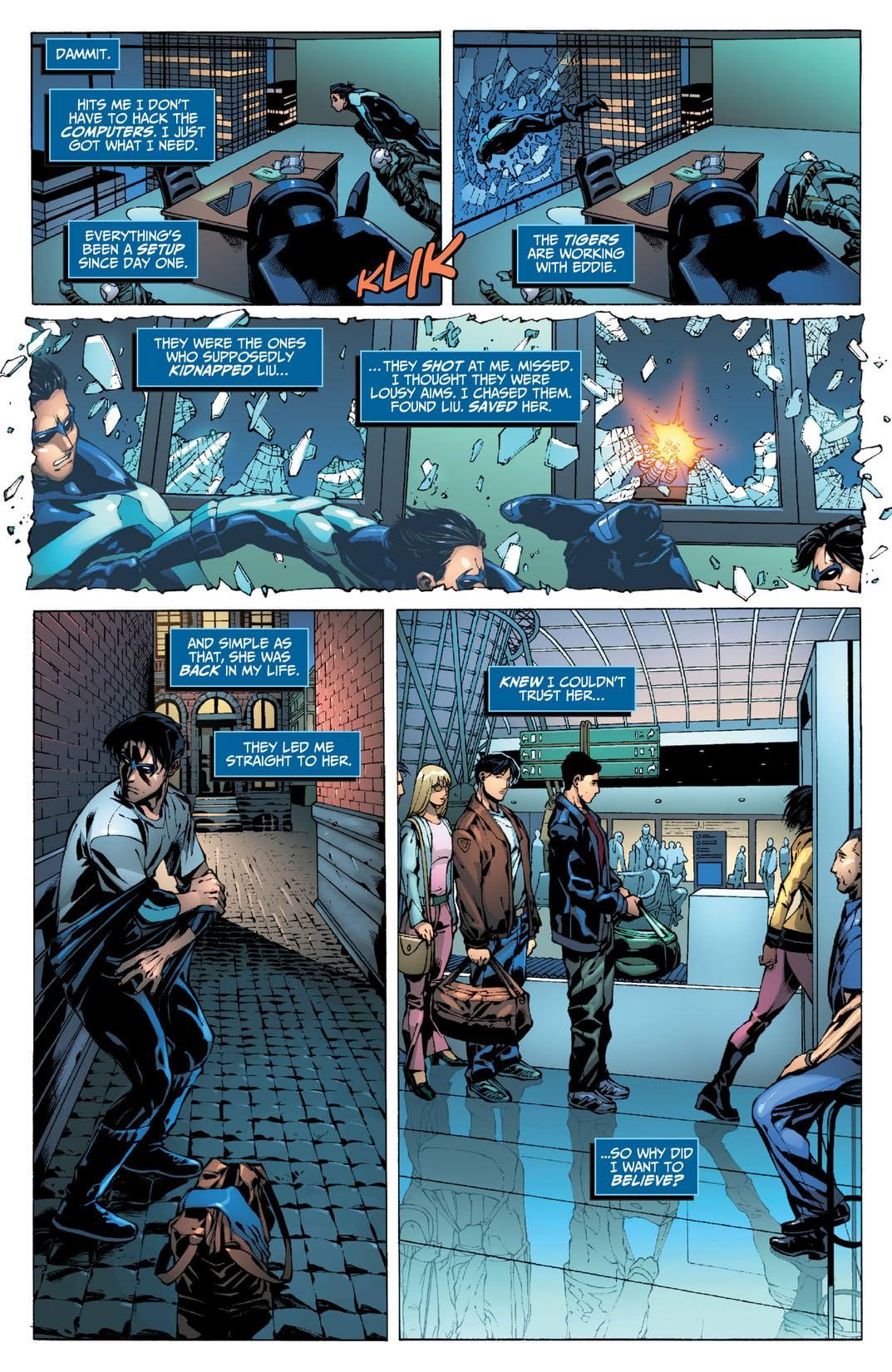 Nightwing (1996-2009) #136
