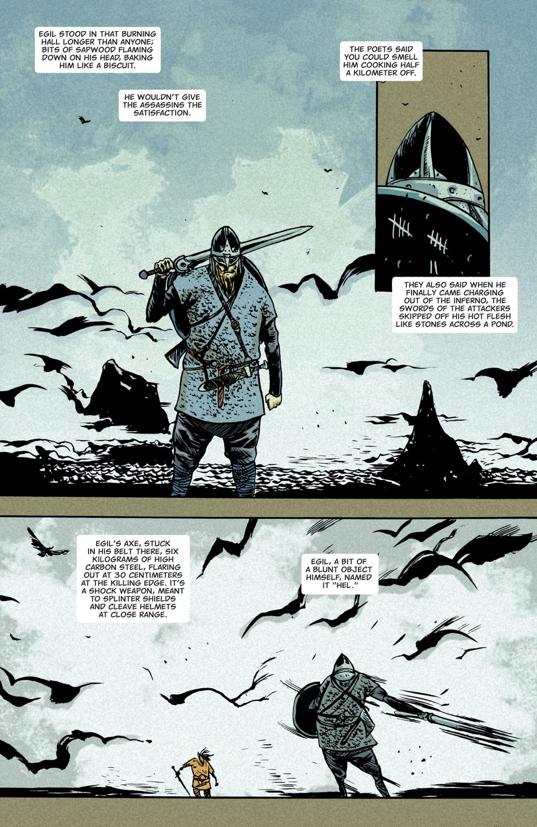 Northlanders #17