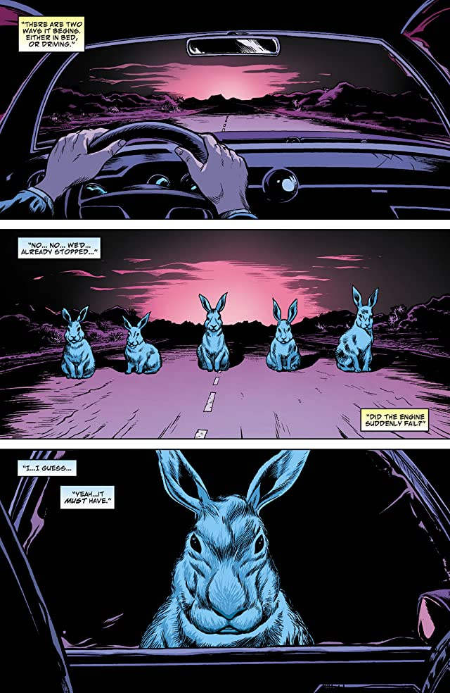 click for super-sized previews of Saucer Country #3
