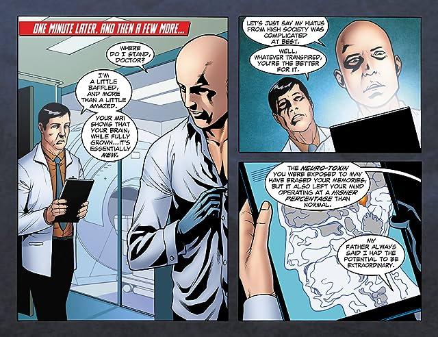 click for super-sized previews of Smallville: Season 11 #4