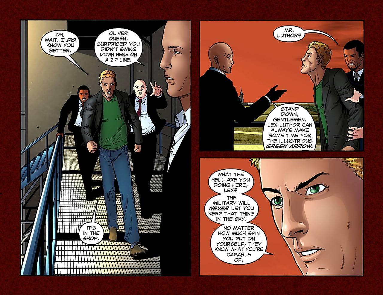 Smallville: Season 11 #5