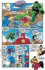 Super Friends (2008-2010) #3