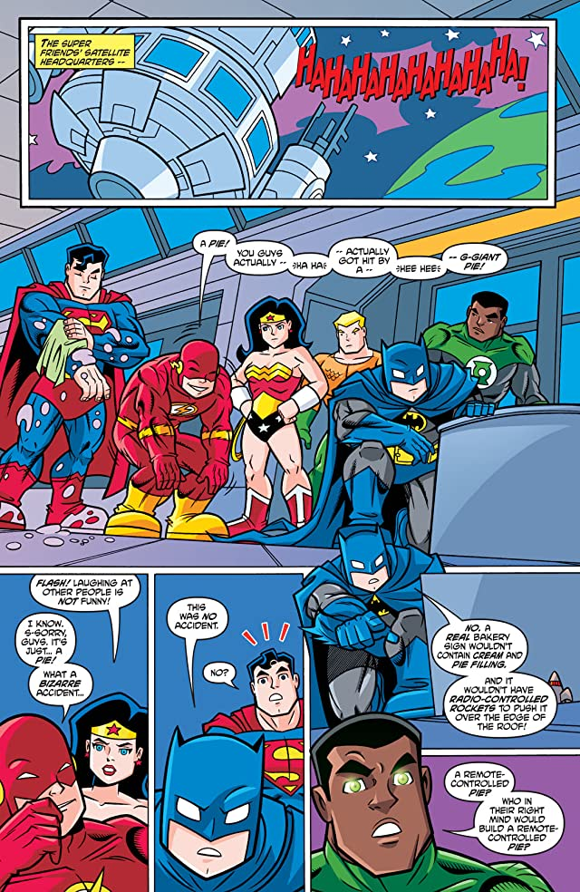 Super Friends (2008-2010) #4