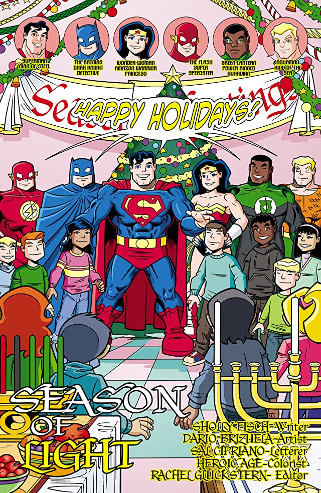 click for super-sized previews of Super Friends (2008-2010) #10