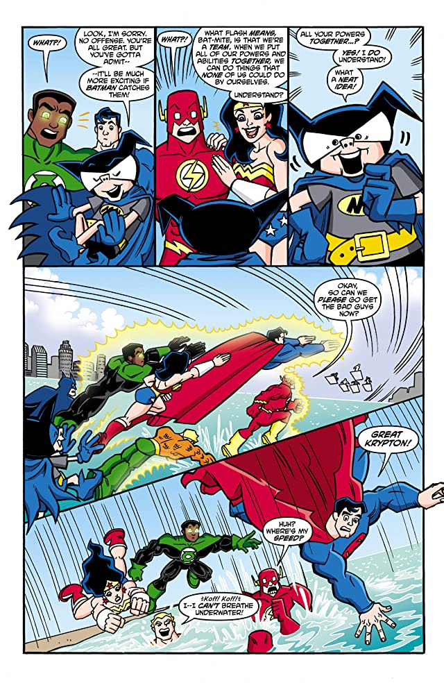click for super-sized previews of Super Friends (2008-2010) #11