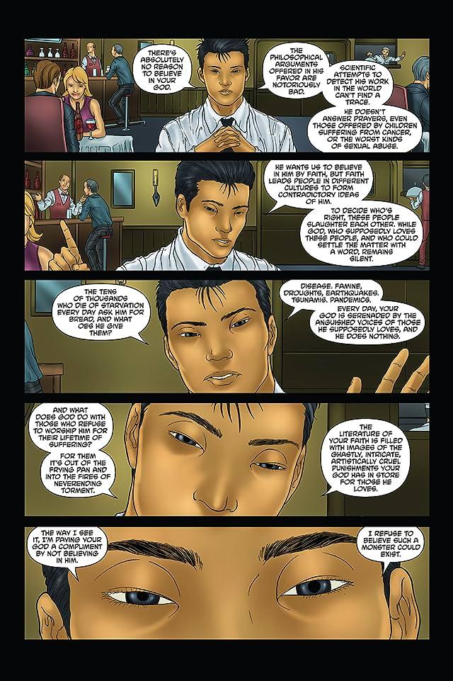 Theodicy #1 - Comics by comiXology
