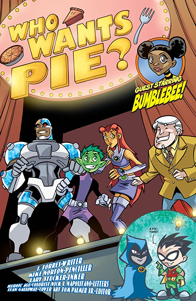 click for super-sized previews of Teen Titans Go! (2004-2008) #29