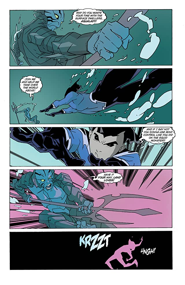 click for super-sized previews of Teen Titans Go! (2004-2008) #30