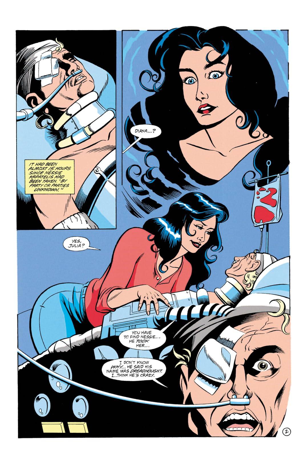 Wonder Woman (1987-2006) #86