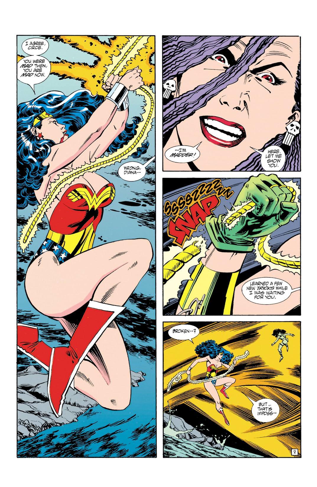 Wonder Woman (1987-2006) #89