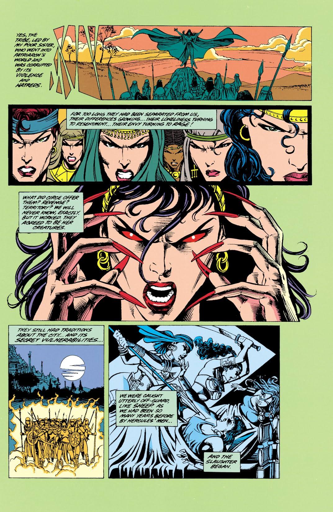 Wonder Woman (1987-2006) #90