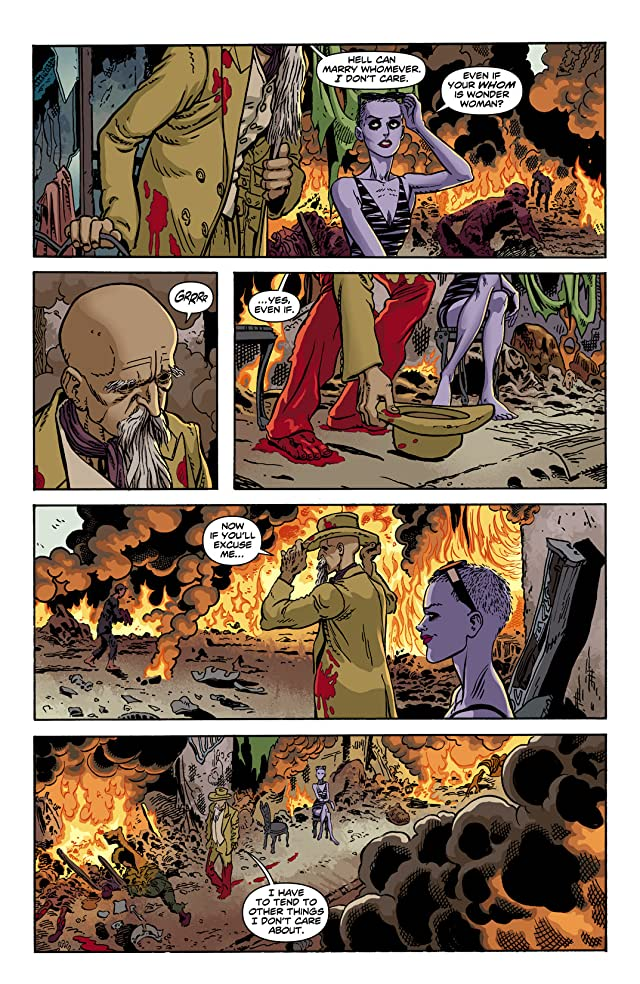 Wonder Woman (2011-) #9