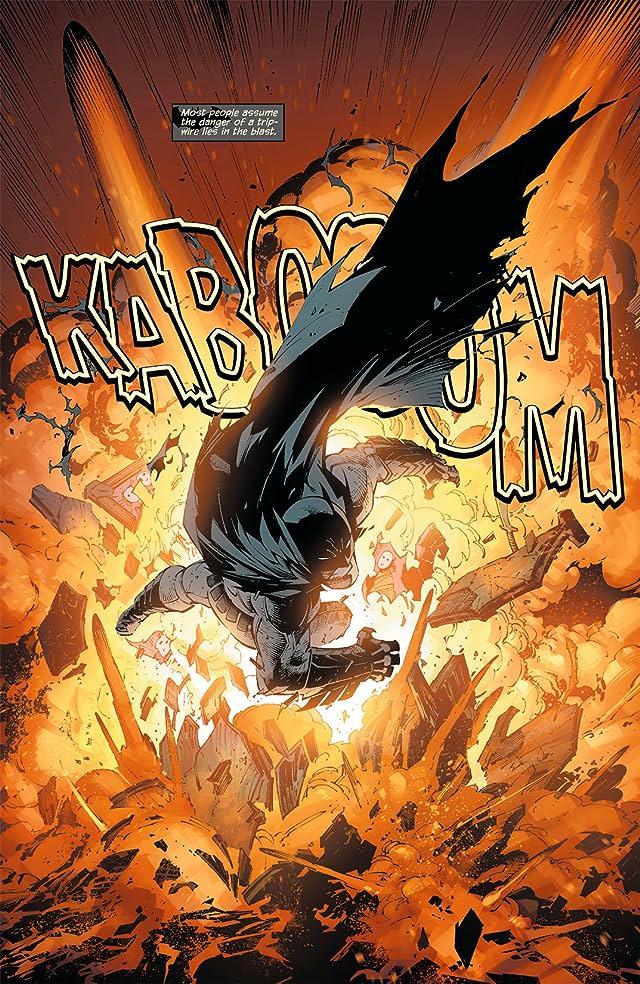 Batman (2011-) #4