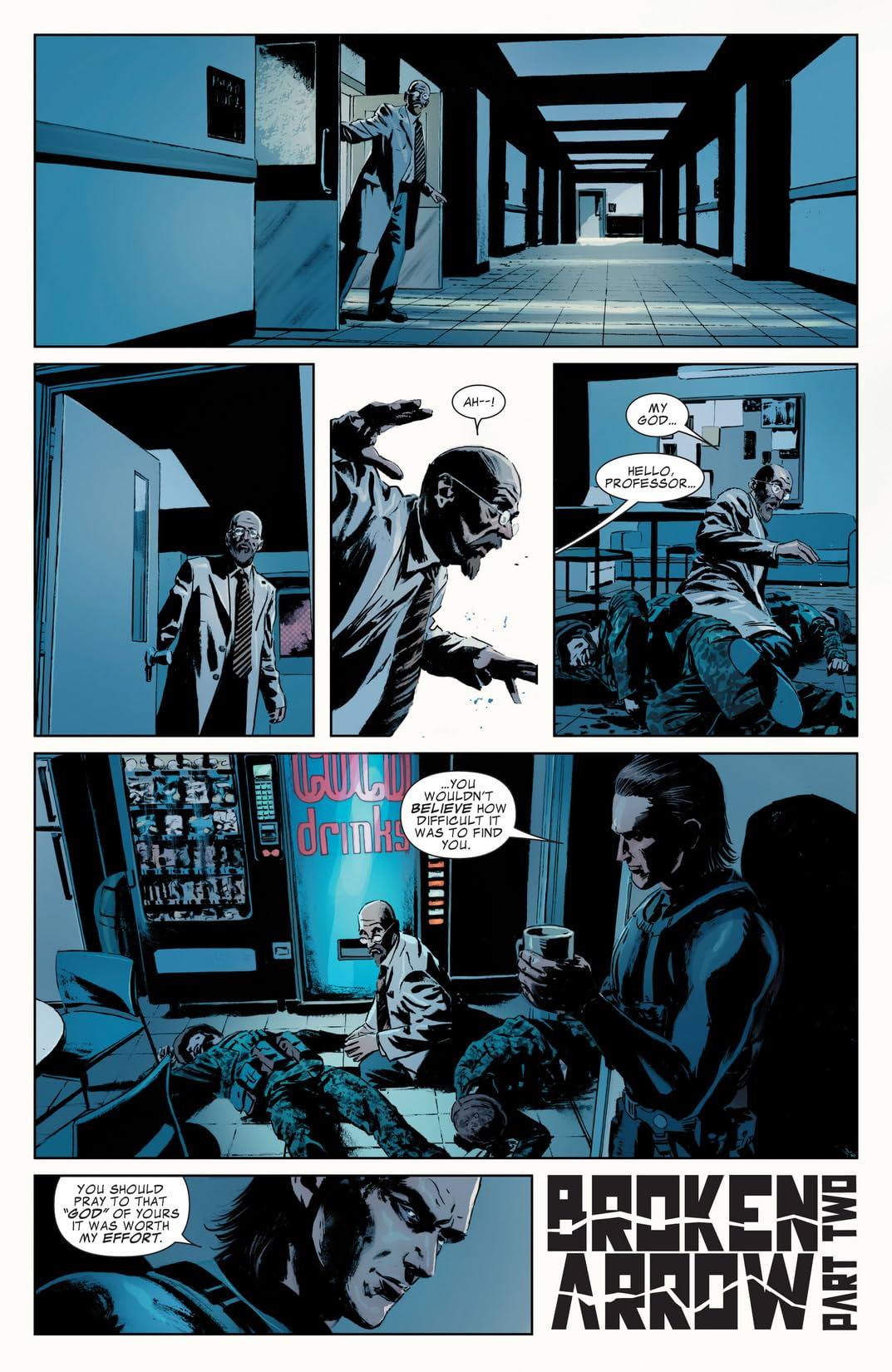 Winter Soldier #7
