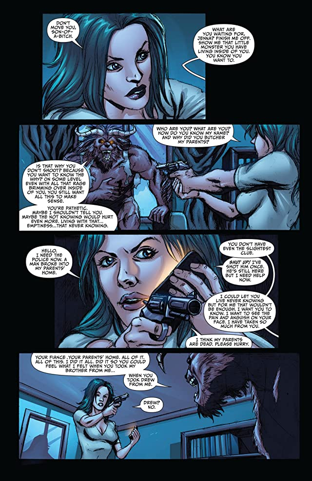 click for super-sized previews of Grimm Fairy Tales: Myths & Legends #15