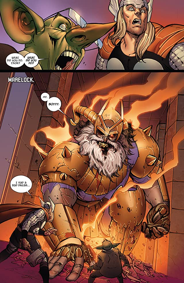 click for super-sized previews of The Mighty Thor (2011-2012) #15