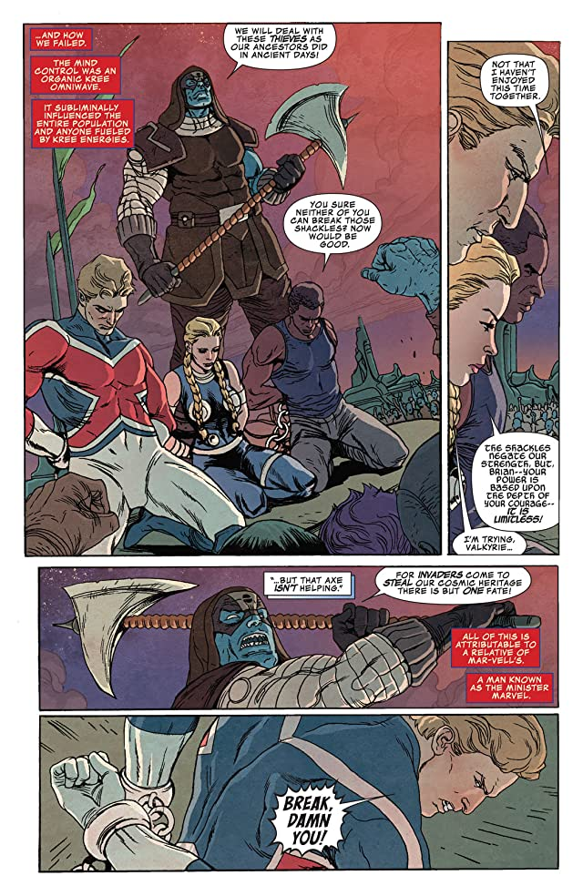 click for super-sized previews of Secret Avengers (2010-2012) #28