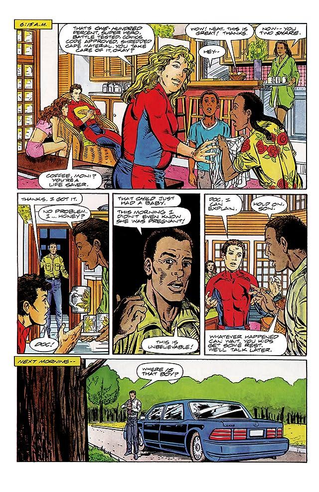 Harbinger (1992-1995) #10