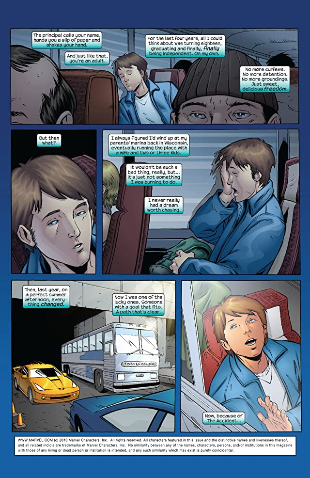 click for super-sized previews of Gravity #1 (of 5)