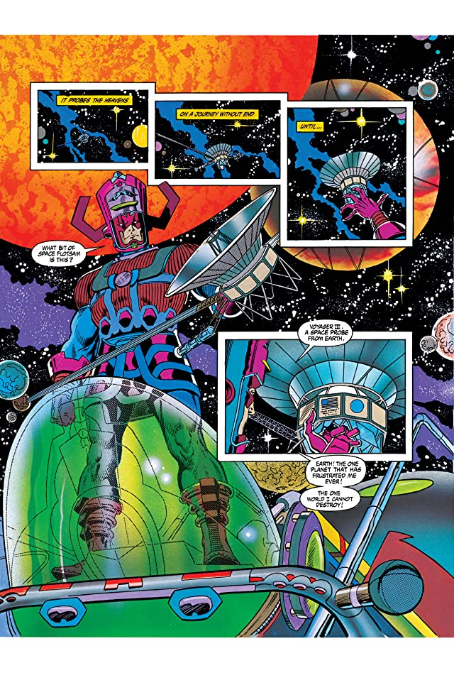 click for super-sized previews of Silver Surfer: Enslavers