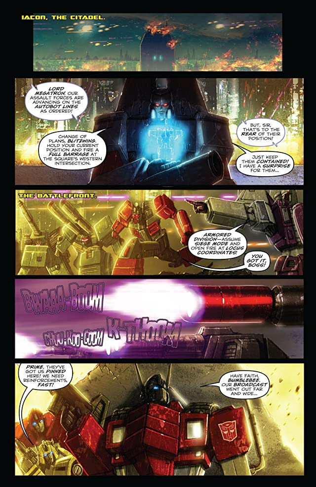 click for super-sized previews of Transformers: Autocracy #12