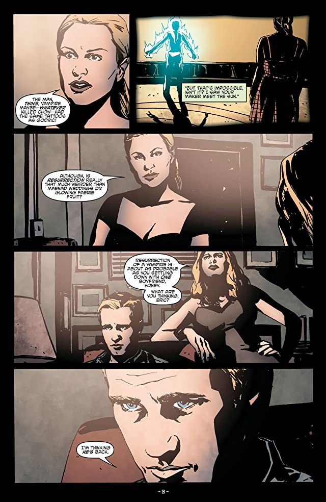 click for super-sized previews of True Blood (2012-2013) #2