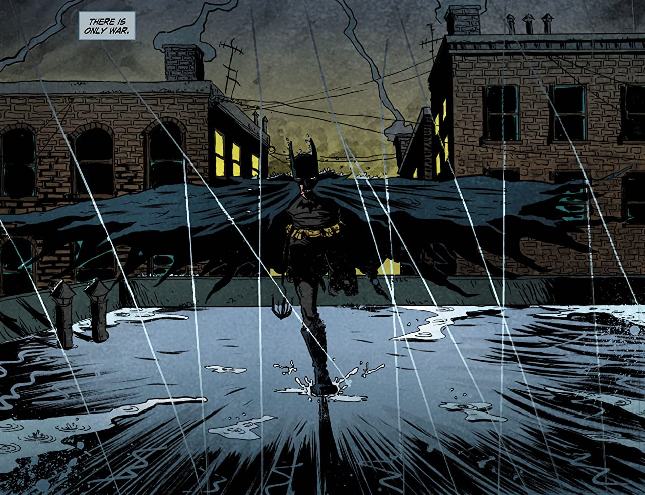 Legends of the Dark Knight (2012-2015) #1