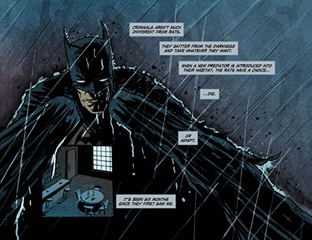 click for super-sized previews of Legends of the Dark Knight (2012-) #1