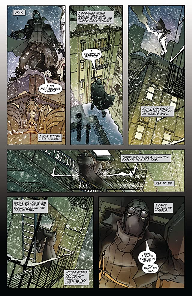 click for super-sized previews of Spider-Man Noir #3 (of 4)