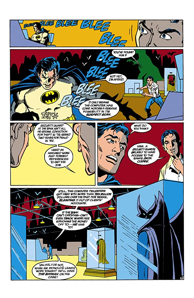 click for super-sized previews of Detective Comics (1937-2011) #618