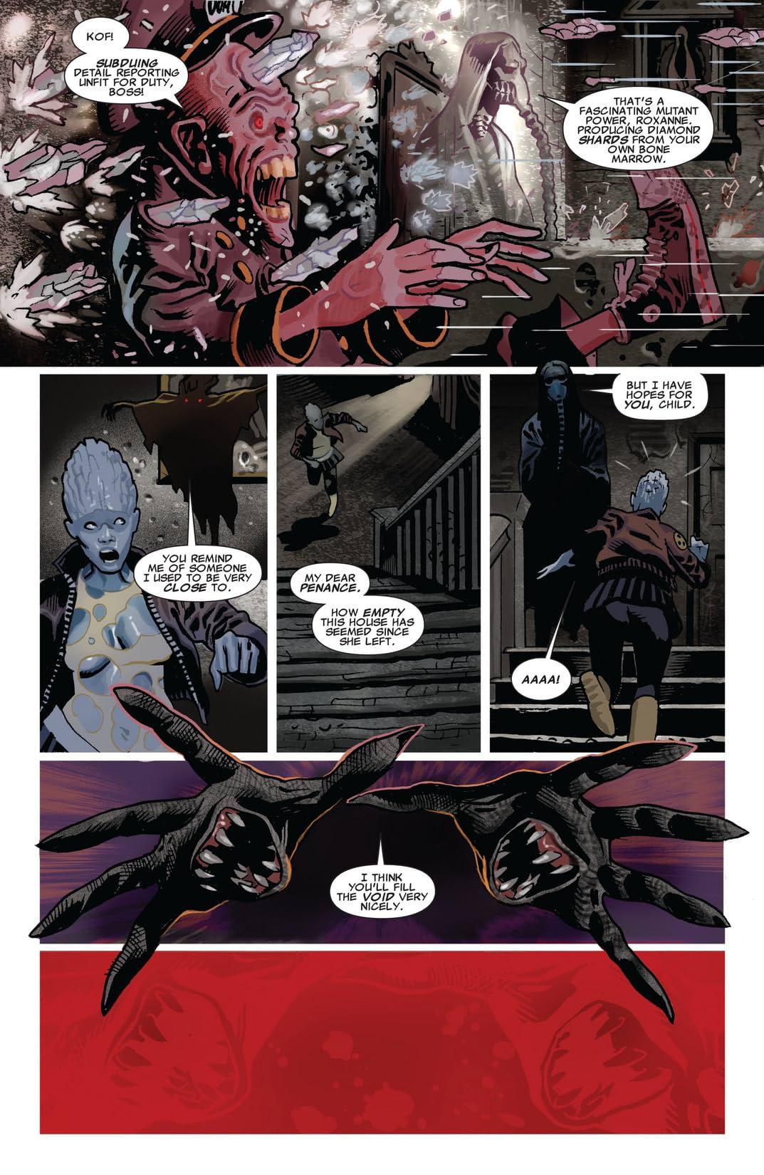 X-Men: Legacy (2008-2012) #228
